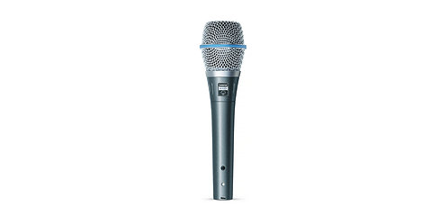 Shure BETA 87A: Condenser Vocal Mic