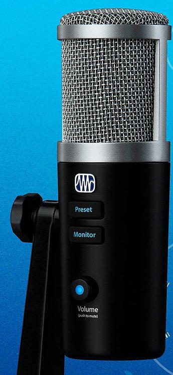 PreSonus Revelator: Professional USB microphone for streaming, podcasting