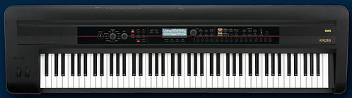 Korg KROSS 2 88  Performance Synth/Workstation with Added PCM and Sounds