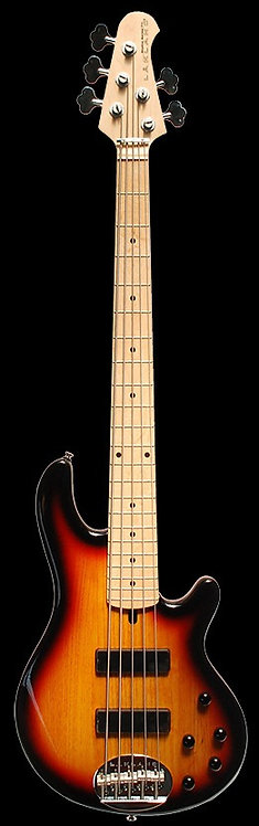Lakland SKYLINE 55-01 5 String Bass With on board preamp