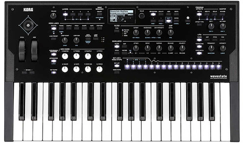 KORG Wavestate Wave Sequencing 2.0 Synthesizer