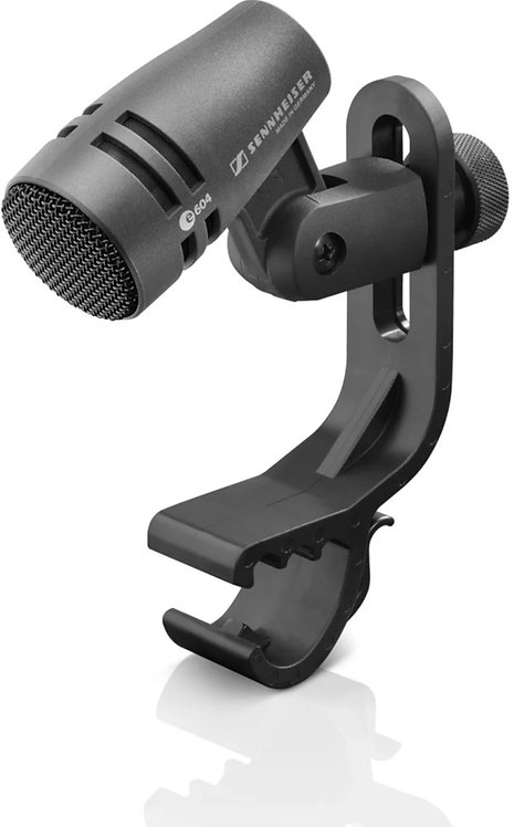 Sennheiser e 604 Cardioid Microphone - Drums and Brass Instruments