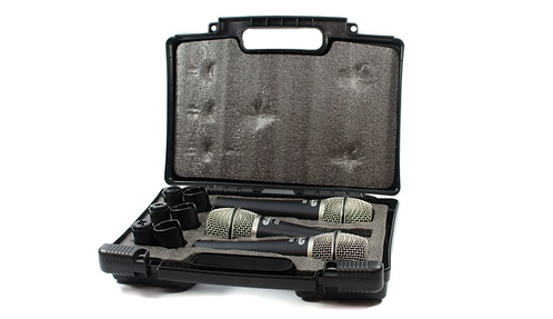 CAD D38X3 : 3-pack Supercardiod   with carry case