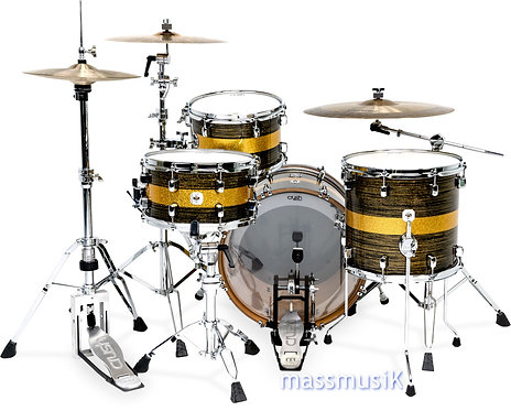 """CRUSH Sublime ST Maple 3 Piece Shell Pack-18"""" Bass"""