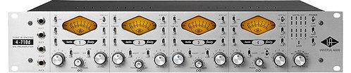 UA 4-710d Four-Channel Mic Pre