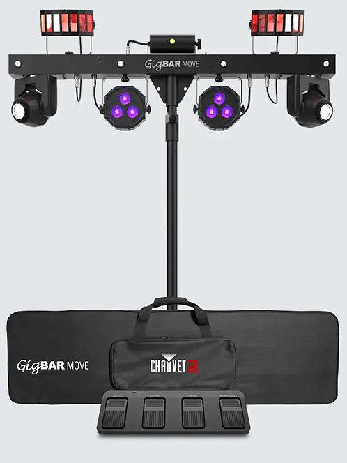 Chauvet GigBAR Move: 5-in-1 lighting system