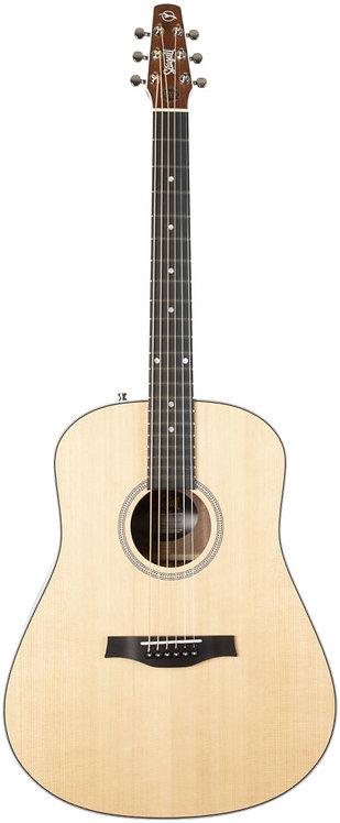 Seagull MARITIME SWS NATURAL AE Solid Spruce Top Guitar