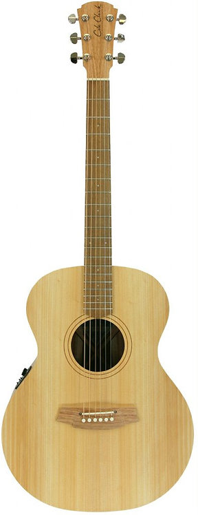 Cole Clark Angel 1: Bunya top with Queensland Maple back and sides