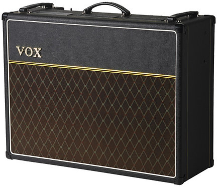 "VOX AC15C2 15 watt 2x12"" combo with Celestion Greenback speaker"