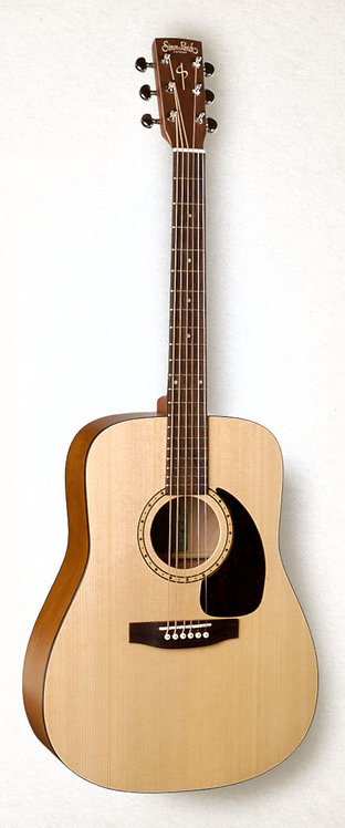 Simon & Patrick Woodland Spruce: Select Solid Spruce Top Red Wild Cherry back