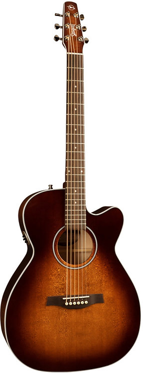 Seagull PERFORMER CW CONCERT HALL BURNT UMBER QIT