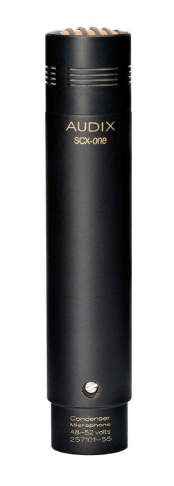 Audix SCX1 High quality microphone for piano, acoustic instruments and overheads