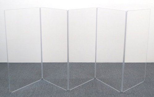 Clearsonic A2448x5 5 Panel 4' High