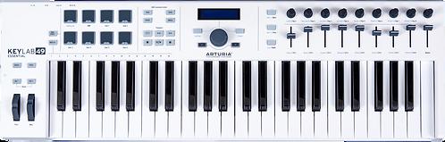 Arturia KeyLab Essential 49: 49 key Controller