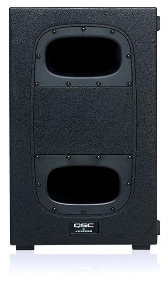 QSC KS112 2000W active, Compact subwoofer