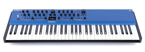 MODAL COBALT8X: 61 Key 8 voice extended virtual-analogue synthesiser