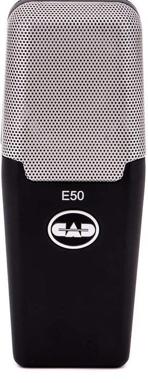 CAD E50: Large Diaphragm Side Address Studio Condenser Microphone