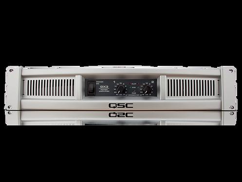 QSC GX3 425 watts/ch at 4Ω Power Amp