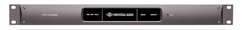 UA UAD-2 LIVE RACK: Realtime UAD Effects Processing Purpose-Built for Live Sound