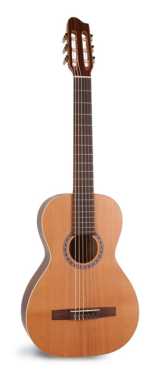 LaPatrie Motif: Body - Wild Cherry Neck - Mahogany Top - Solid Cedar