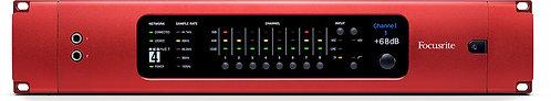 Focusrite RedNet 4: 8 Channel Remote Mic Pre - B Stock