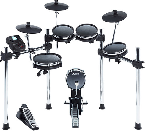 Alesis Surge Mesh Kit 8-Piece Drum Kit