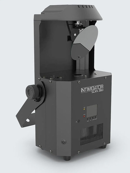 Chauvet Intimidator Scan 360: scanner fitted with a 100 W LED
