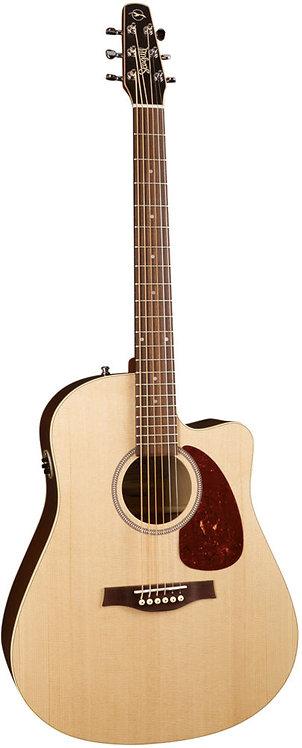 Seagull COASTLINE SLIM CW SPRUCE QIT A/E Guitar