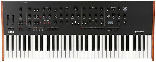 KORG Prologue-16 16-Voice Analog Synth with Multi-Engine Oscillator, Effects, 61