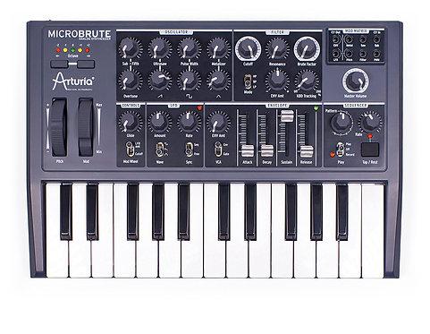 Arturia MicroBrute: Analog Synthesizer