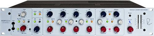Neve Portico II Channel  Mic Pre / EQ / Compressor / Texture