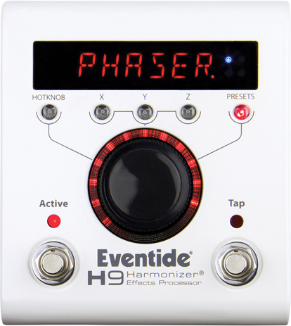 Eventide H9: A complete pedalboard in one stompbox