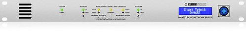 KLARK TEKNIK DN9652: Dual Network Bridge Format Converter