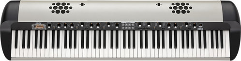 Korg SV2-88SP 2nd Generation 88-Note Stage Vintage Piano with Speakers