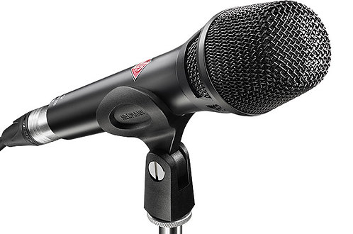 Neumann KMS 104 Studio grade stage microphone for vocalists. Cardioid