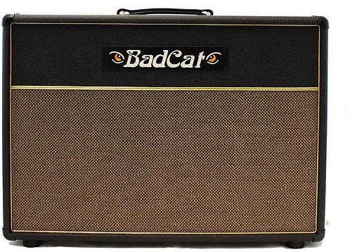 Bad Cat 2×12″ Speaker Cabinet mono or stereo option