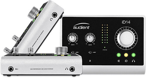 Audient iD14: 10in/4out Audio Interface