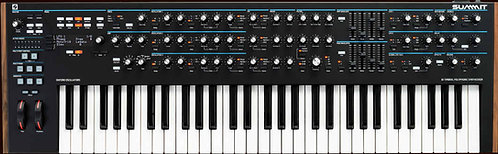 Novation Summit 61 Key Synth