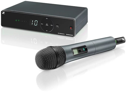 Sennheiser XSW 1-835 Wireless Microphone System