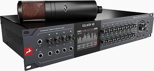 Antelope Audio Goliath HD | Gen 3 64-Channel Audio Interface