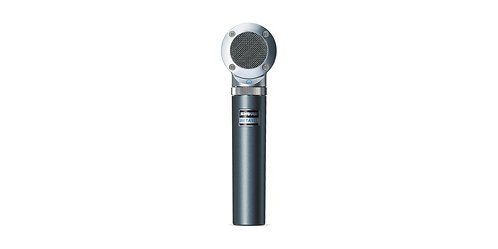 Shure BETA 181: Side-Address Condenser Microphone with interchangeable capsules
