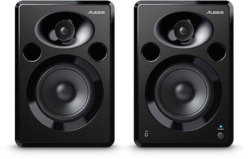 "Alesis Elevate 5 MKII (pair) - 5"", 80 watt, Active Studio Monitors."