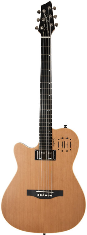 Godin A6 ULTRA Natural SG Left-Handed