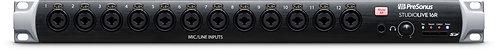PreSonus StudioLive 16R: 16x8 digital rack mixer with 16 recallable XMAX preamps