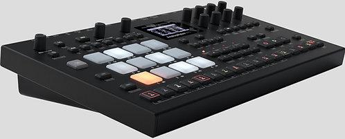 Elektron Analog Rytm MKII Black: Eight voice analog drum machine & sampler