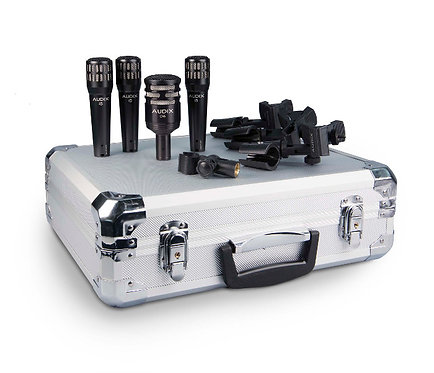 Audix DP4 4-piece Drum Microphone Package