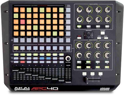Akai APC40MK2  Ableton Live Performance Controller