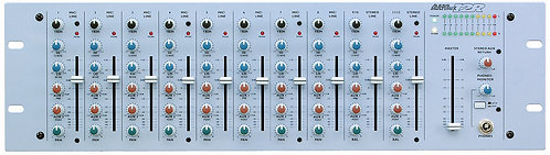 Alesis MultiMix 12R 12-channel 3RU mixer with 8-XLR inputs