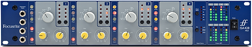 Focusrite ISA 428 MkII: Classic ISA mic preamp