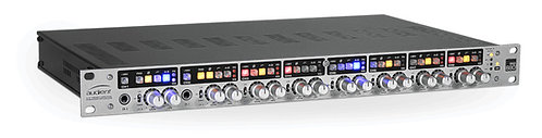Audient ASP880: 8-Channel Class-A Microphone Preamplifier and ADC